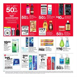 Mouthwash deals in the Walgreens weekly ad in Newark OH