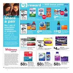 Sunglasses deals in the Walgreens weekly ad in Whittier CA
