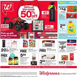 Walgreens deals in the Norcross GA weekly ad
