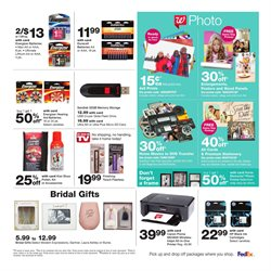 Photo & video deals in the Walgreens weekly ad in Acworth GA