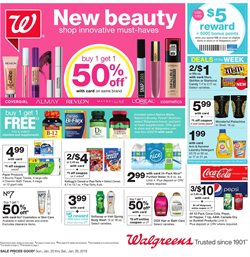 Gel deals in the Walgreens weekly ad in Watsonville CA