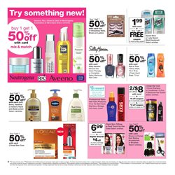 Nails deals in the Walgreens weekly ad in Tucson AZ