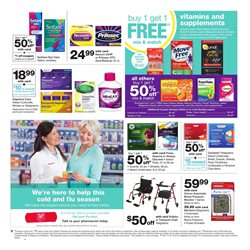 Tours deals in the Walgreens weekly ad in Tucson AZ