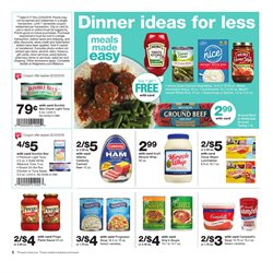 Bumble Bee deals in the Walgreens weekly ad in San Leandro CA