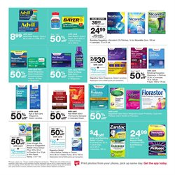 Paint deals in the Walgreens weekly ad in Concord NC