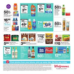 Trees deals in the Walgreens weekly ad in Concord NC