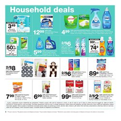 Furniture deals in the Walgreens weekly ad in Newark OH