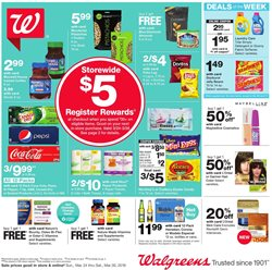 Tide deals in the Walgreens weekly ad in Humble TX
