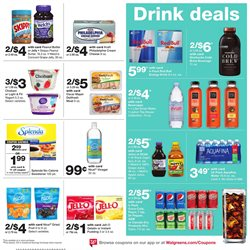 Cheese deals in the Walgreens weekly ad in Lodi CA