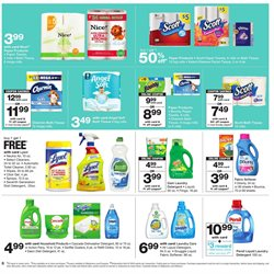 Fabric softener deals in the Walgreens weekly ad in Concord CA