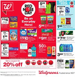 Walgreens deals in the Roswell GA weekly ad