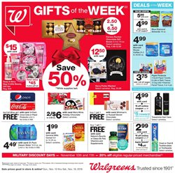 Walgreens deals in the Fort Worth TX weekly ad