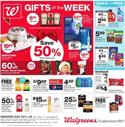 Walgreens deals in the Federal Way WA weekly ad