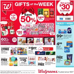 Walgreens deals in the Evanston IL weekly ad