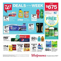 Grocery & Drug deals in the Walgreens weekly ad in Wyomissing PA