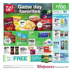 Grocery & Drug deals in the Walgreens weekly ad in San Pedro CA