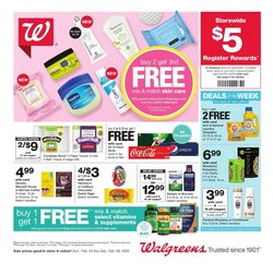 Walgreens catalogue in Dallas TX ( Published today )