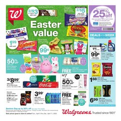 Grocery & Drug offers in the Walgreens catalogue in Lakewood CA ( 2 days left )