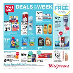 Grocery & Drug offers in the Walgreens catalogue in San Diego CA ( Published today )