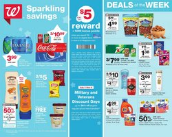Grocery & Drug offers in the Walgreens catalogue in Montebello CA ( Expires today )