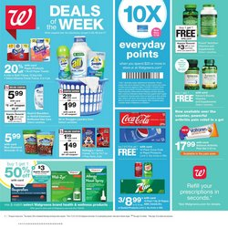 Grocery & Drug offers in the Walgreens catalogue in Pico Rivera CA ( 2 days ago )