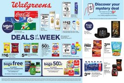 Walgreens catalogue ( Expired )