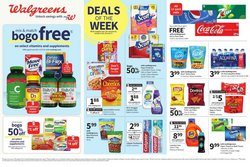 Grocery & Drug offers in the Walgreens catalogue in Massillon OH ( Expires tomorrow )