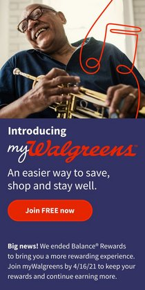 Grocery & Drug offers in the Walgreens catalogue in Schaumburg IL ( Expires today )