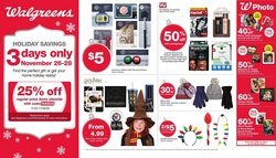 Walgreens catalogue ( Expires tomorrow )