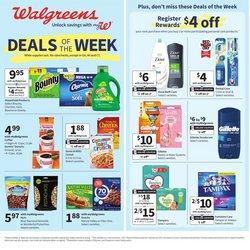 Walgreens catalogue in Houston TX ( Expired )