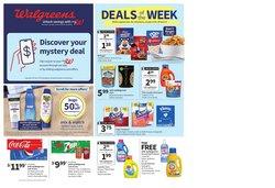 Walgreens catalog ( 2 days left)