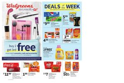 Grocery & Drug deals in the Walgreens catalog ( Expires today)