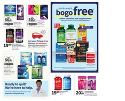 Apple deals in the Walgreens catalog ( Expires today)