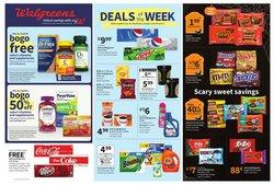 Walgreens catalog ( Expires tomorrow)
