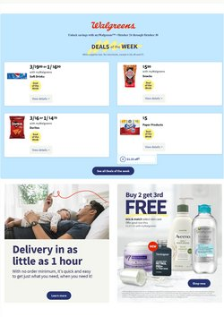 Grocery & Drug deals in the Walgreens catalog ( Published today)