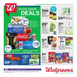 Walgreens deals in the Fredericksburg VA weekly ad