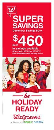 Walgreens deals in the Stone Mountain GA weekly ad