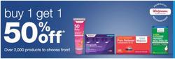 Walgreens deals in the Burbank CA weekly ad