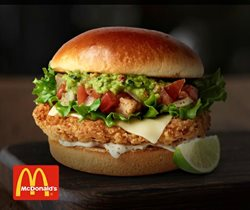 Restaurants deals in the McDonald's weekly ad in East Lansing MI
