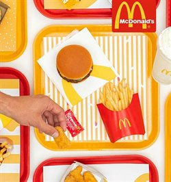 Restaurants offers in the McDonald's catalogue in Houston TX ( Published today )