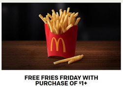 McDonald's deals in the Charleston WV weekly ad