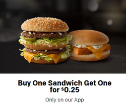 McDonald's deals in the Springfield MO weekly ad