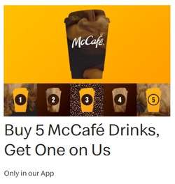 McDonald's coupon in New York ( 4 days left )