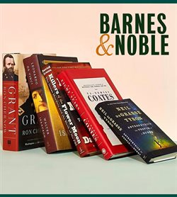 Barnes & Noble deals in the Kent WA weekly ad