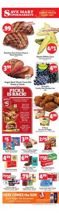 Grocery & Drug deals in the Save Mart weekly ad in Modesto CA