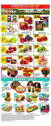 Fruit deals in the Save Mart weekly ad in Concord CA
