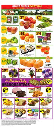 Fruit deals in the Save Mart weekly ad in Modesto CA