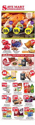 Save Mart deals in the Lodi CA weekly ad