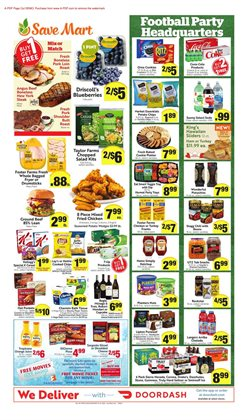 Save Mart deals in the Citrus Heights CA weekly ad