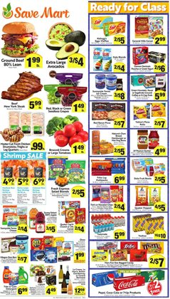 Save Mart catalogue in Citrus Heights CA ( 2 days left )
